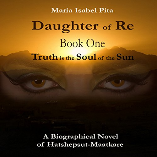 Daughter of Re audiobook cover art