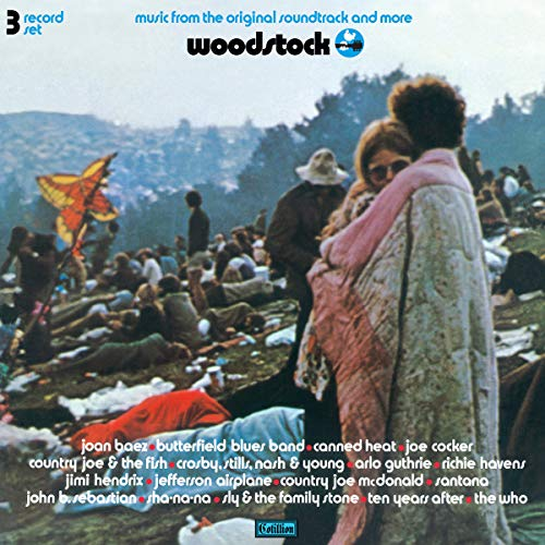 Woodstock-Music from The Ori