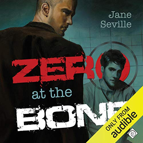 Zero at the Bone audiobook cover art