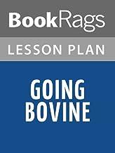 Lesson Plans Going Bovine