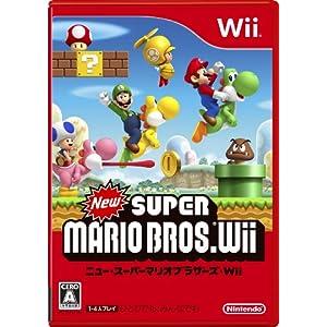 """New スーパーマリオブラザーズ Wii (通常版)"""""""