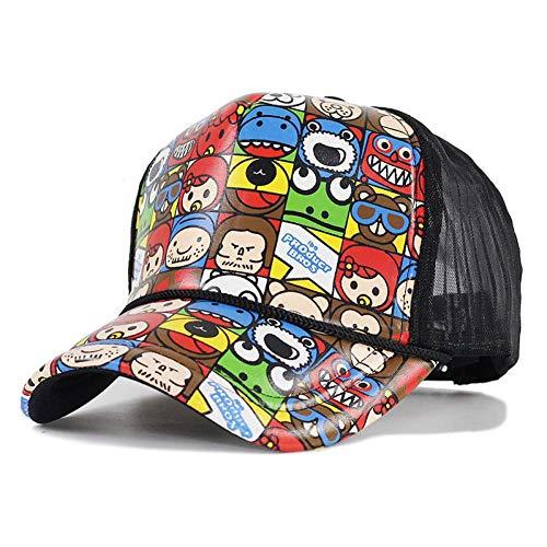 Sombreros de boutique al aire libre - Gorra de béisbol Gorra de béisbol Malla de béisbol Sombrero de béisbol Deporte de verano Sombreros de deporte para hombres y mujeres Moda Camionero Gorras Niños N