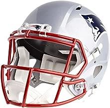 Riddell New England Patriots Officially Licensed Speed Full Size Replica Football Helmet