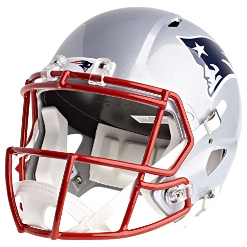 Riddell New England Patriots Officially Licensed Speed Full Size Replica Football Helmet