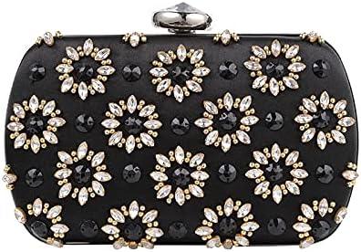 Fashion Daisy Evening Bag Floral Shoulder Bag for Party