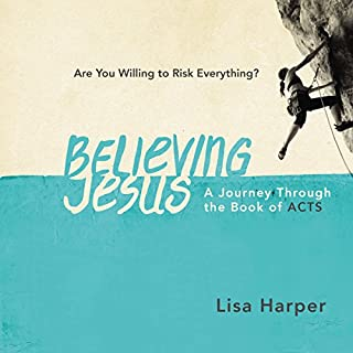 Believing Jesus Audio Study audiobook cover art
