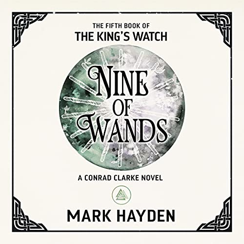 Nine of Wands cover art