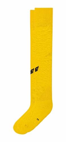 erima Stutzenstrumpf mit Logo, Gelb, 29-32, 318007