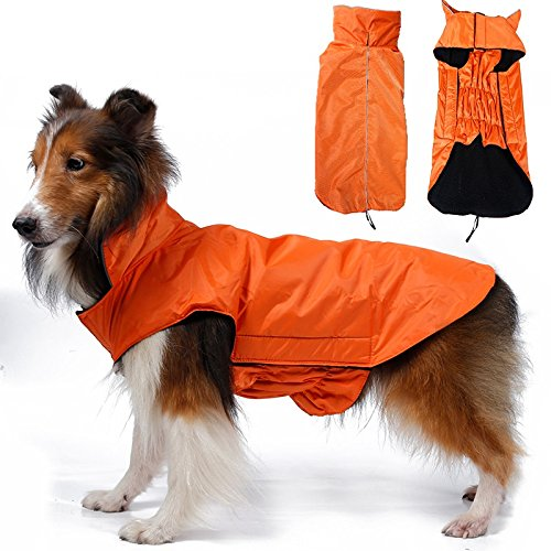 Doglemi Pet Dog Waterproof Winter Jacket Against...