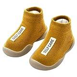 ANIMQUE Kinder Anti Rutsch Socken Schuhe Babyschuhe rutschfeste Sohle Lauflernschuhe