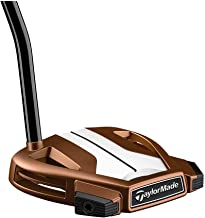 TaylorMade Golf Spider X Putter, Copper/White, #7 Hosel