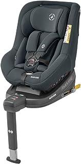 Maxi-Cosi Beryl Kindersitz, mitwachsender Autositz mit ISOFIX oder Gurt Installation geeignet für jedes Auto, Gruppe 0/1/2, nutzbar ab der Geburt bis ca. 7 Jahre 0-25 kg, Authentic Graphite, Grau
