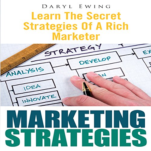 Marketing Strategies cover art
