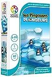 SmartGames - SG 431 FR - Les pingouins plongeurs - Jeu de réflexion et de Placement