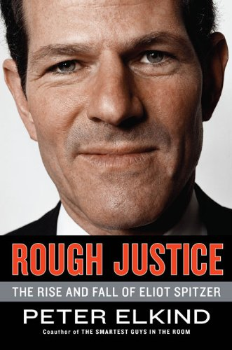 Image of Rough Justice: The Rise and Fall of Eliot Spitzer