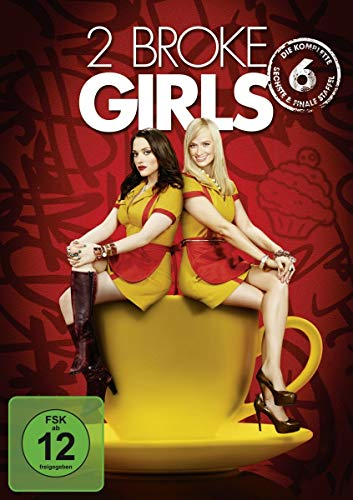 2 Broke Girls: Die komplette 6. Staffel [DVD]