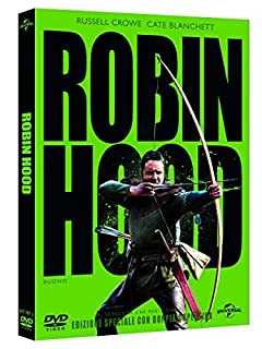 Robin Hood (2010) [Italian Edition] by russell crowe