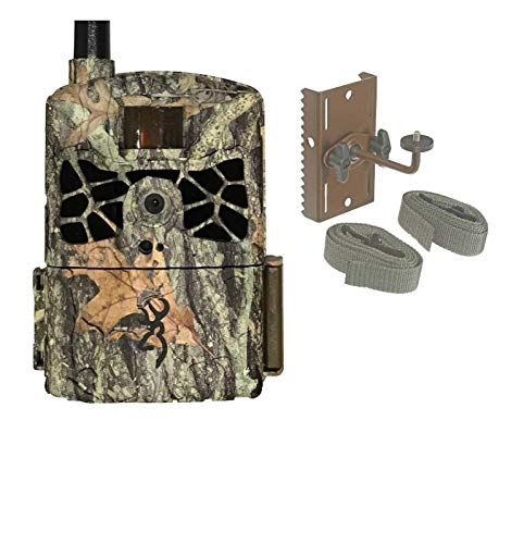 Browning BTC DWPS-VZW Defender Wireless Pro Scout Cellular 16MP Trail Camera (Verizon) Bundle with Browning Tree Mount!