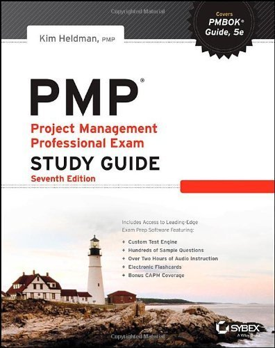 PMP: Project Management Professional Exam Study Guide 7th edition by Heldman, Kim (2013) Paperback