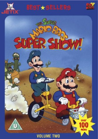 Super Mario Bros, the - Super Show! - Volume 2