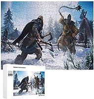 Tuanzi Assassin's Creed ジグソーパズル 1000ピース 絵画 学生 子供 大人 向け 木製パズル TOYS AND GAMES おもちゃ 幼児 アニメ 漫画 プレゼント 壁飾り 無毒無害 ギフト