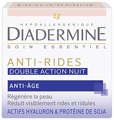Diadermine - Anti-Rides Double Action Nuit - 50 ml