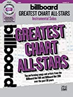 Billboard Greatest Chart All-stars Instrumental Solos for Strings: Top Performing Songs and Artists from the Billboard Hot 100 and Billboard Hot 200 over the Past 50 Years