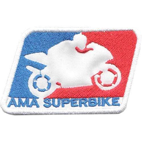 Patch Bordado - Moto Speed Ama Superbike DV80415-86 Termocolante