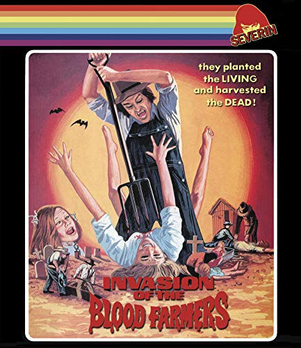 Invasion of the Blood Farmers [Blu-ray]