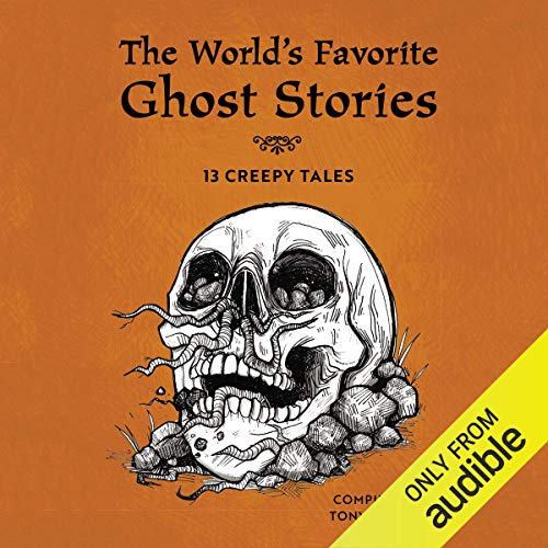 The World's Favorite Ghost Stories cover art