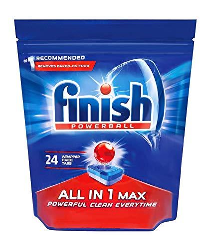 Finish Dishwasher Powerball Tablet