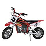 Razor MX500 Dirt Rocket Adult & Teen Ride On High-Torque Electric Motocross Motorcycle Dirt Bike, Speeds up to...