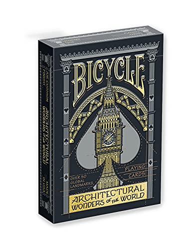 Fournier-Bicycle Architectural Baraja de Cartas de Poker Premium para coleccionistas 1044948