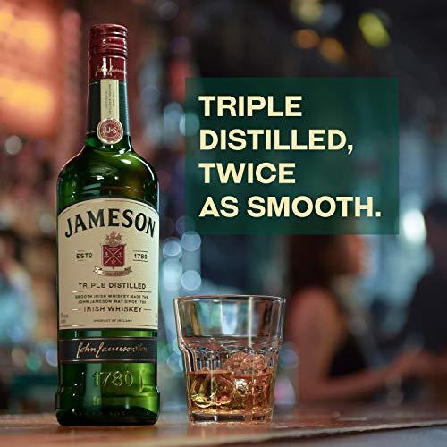 Jameson Original Irish Whiskey - 6