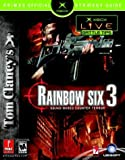 Tom Clancy's Rainbow Six 3 - Prima's Official Strategy Guide - Prima Games - 14/11/2003