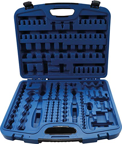 BGS 2282-LEER | Leerkoffer für Art. 2282 Steckschlüssel-Satz Wellenprofil | Ersatzkoffer, Kunststoff-Koffer | leer