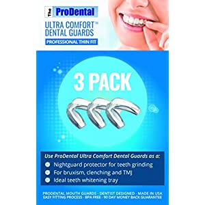 ProDental Thin And Trim Mouth Guard for Grinding Teeth