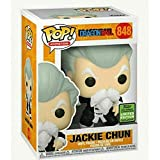 Funko Pop Animation : Dragon Ball - Jackie Chun (2021Limited Edition Exclusive) 3.75inch Vinyl Gift for Anime Fans Superhappy