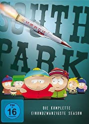 South Park - Die komplette 21. Season [DVD]
