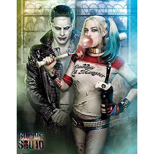51Y685xscVL Harley Quinn Paintings