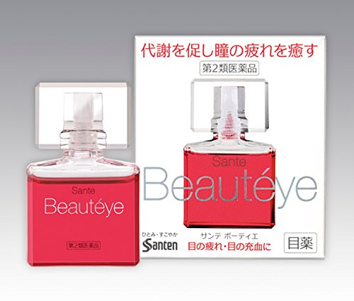 Japan SANTE BEAUTEYE DROP ROSE 12ML