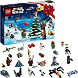 LEGO Star Wars 2019 Advent Calendar 75245 Holiday Gift Set Building Kit with Star Wars Minifigure...