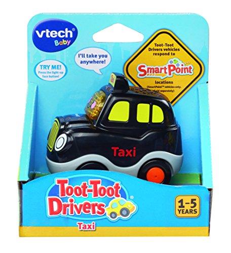 Vtech Tut Tut Baby Flitzer - Taxi (Engelstalig) [import uit het Verenigd Koninkrijk]