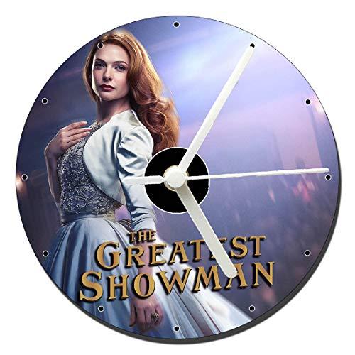 MasTazas The Greatest Showman Rebecca Ferguson Orologio CD Clock 12cm
