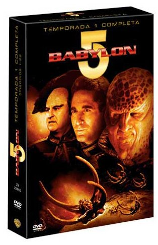 Babylon 5:Serie 1 [DVD]