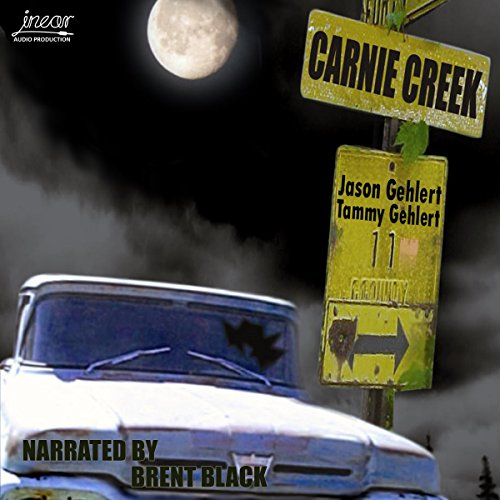 Carnie Creek audiobook cover art