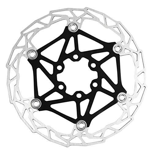 Wuyee Rotor Flotante de Freno de Disco de Bicicleta con 6 Pernos...
