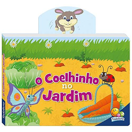 Pulos divertidos: O coelhinho no jardim
