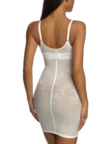 Triumph Damen Unterhemd Cool Sensation Dress Elfenbein - 2