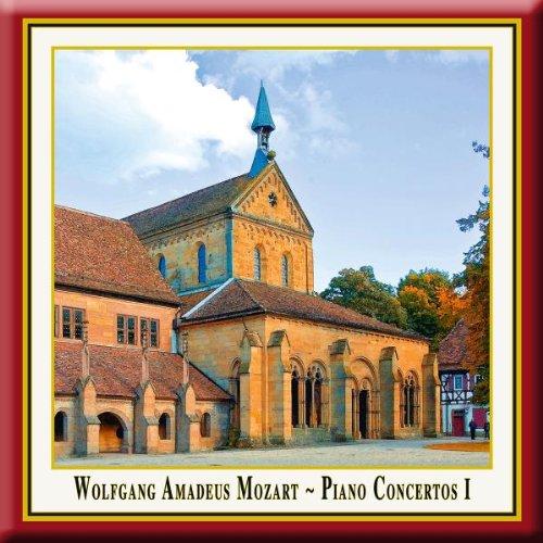 Mozart - Piano Concertos I - Klavierkonzerte No. 17 in G-Dur (KV 453) & No. 23 in A-Dur (KV 488)